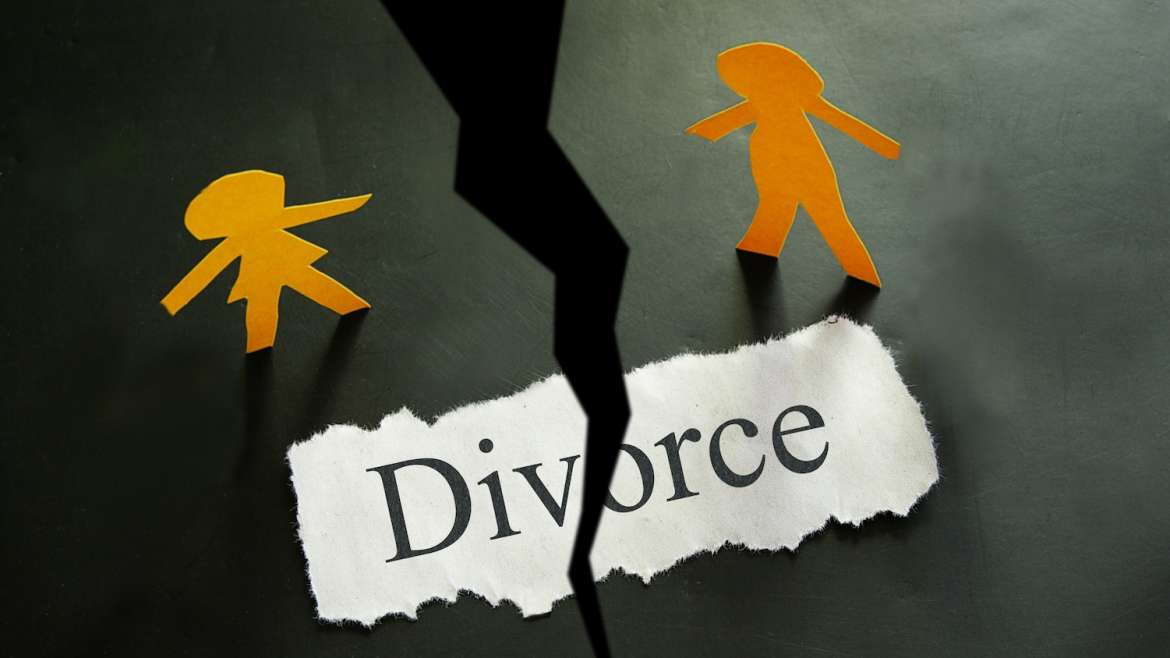 Divorce Service – English